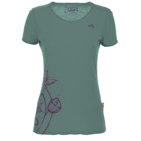 E9 Reve T-Shirt Women, sage green
